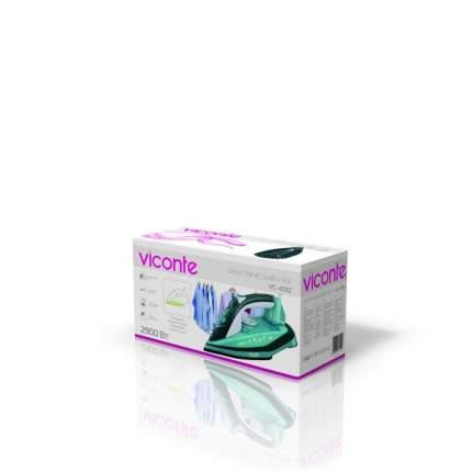 Утюг VICONTE VC-4312 Green/White