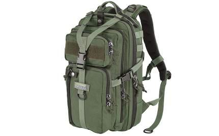 Городской рюкзак Kiwidition Kahu City 20 (зелёный)