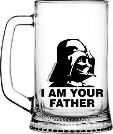 Кружка Дисней Star Wars Darth Vader, Ладья 500 мл (2 шт)