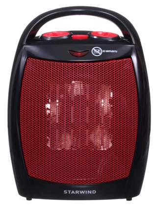 Тепловентилятор Starwind SHV2001 красный, черный