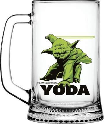 Кружка Дисней Star Wars Yoda, Ладья 500 мл (2 шт)