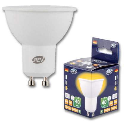 Лампочка светодиодная LED, PAR16 GU10 5W 2700K теплый свет