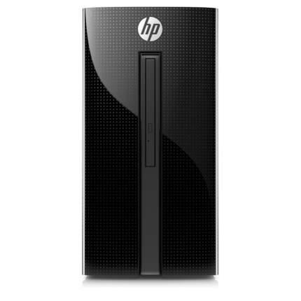 Системный блок 4UD02EA HP 460-p204ur Black (4UD02EA)