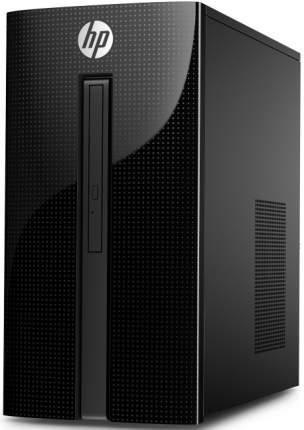 Системный блок 4UH50EA HP 460-p201ur Black (4UH50EA)