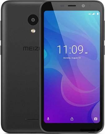 Смартфон Meizu C9 Pro 3+32GB Duos Black