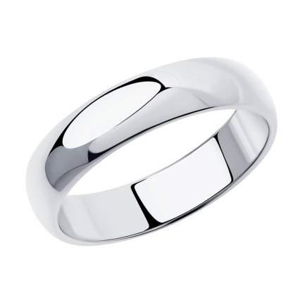 Обручальное кольцо женское SOKOLOV из серебра 94110030 р.16
