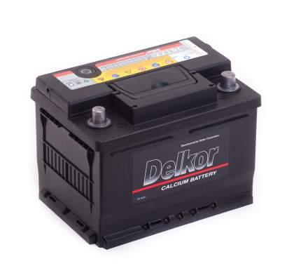 Аккумулятор DELKOR 61R+