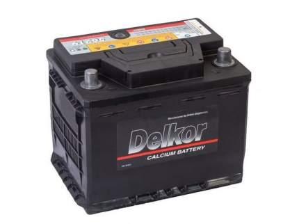 Аккумулятор DELKOR 62R+