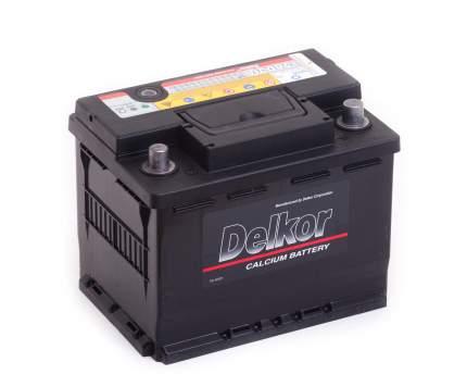 Аккумулятор DELKOR 60R+