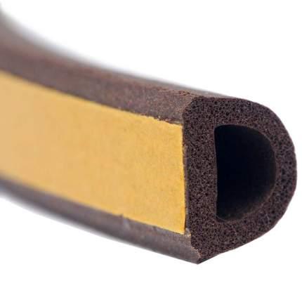 Уплотнитель для окон и дверей Isotape D50, коричневый