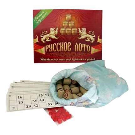 Семейная настольная игра Владспортпром Русское лото