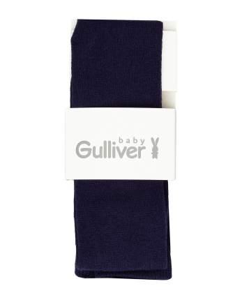 Колготки для мальчиков Gulliver, цв. синий, р.74