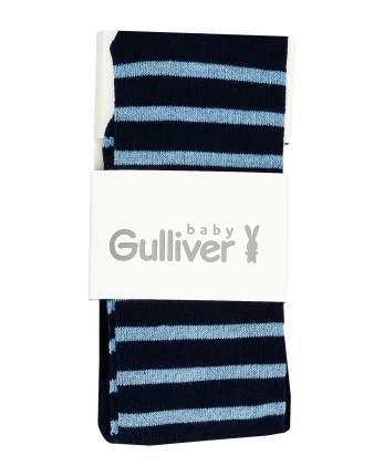 Колготки детские Gulliver, цв. синий р.74