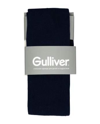 Колготки для девочек Gulliver, цв. синий, р.134