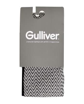 Колготки детские Gulliver, цв. серый р.146