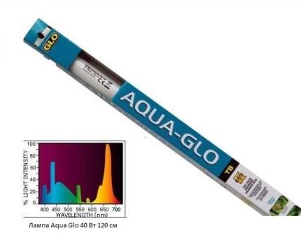 Флуоресцентная лампа для аквариума Aqua для , 40 Вт, цоколь T8, 120 см