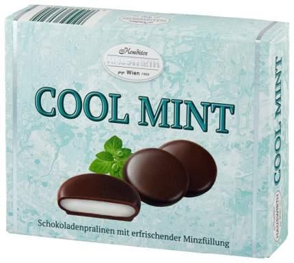 Конфеты Hauswirth  Cool Mint  с мятной начинкой в темном шоколаде 135 г
