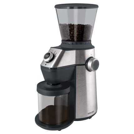 Кофемолка Sencor SCG 6050 Silver