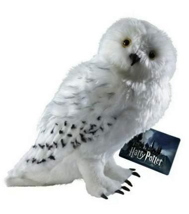 Плюшевая Сова Букля Harry Potter Hedwig 35 см The Noble Collection UK Ltd 9273