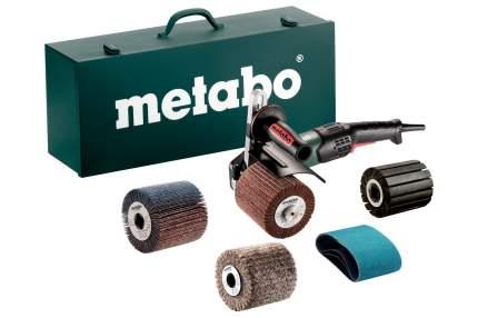 Сетевая щеточная шлифовальная машина Metabo SE17-200RT SET 602259500