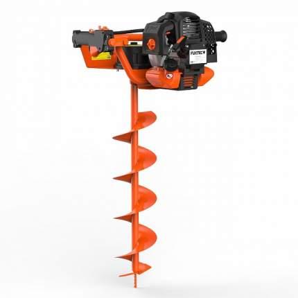 Мотобур Fuxtec FX-EB152 2,2 кВт с комплектом шнеков 100/150/200 мм