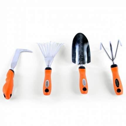 Набор из 4 ручных садовых инструментов Premium Fuxtec FX-HGW4