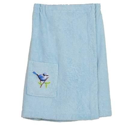 Парео для бани For Salon детское голубое
