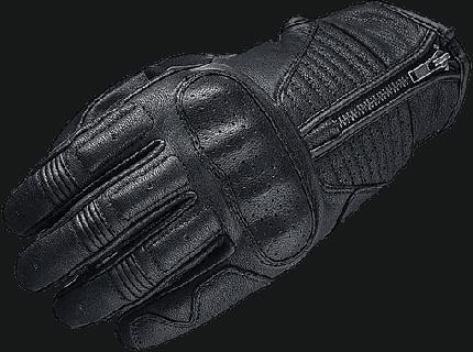 FIVE Мотоперчатки MUSTANG black 2XL