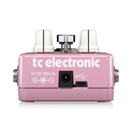 Педаль эффектов для электрогитары TC ELECTRONIC BRAINWAVES PITCH SHIFTER