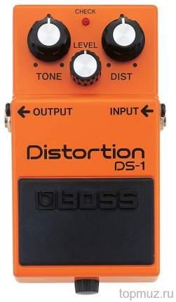 Гитарная педаль Boss DS-1 Distortion