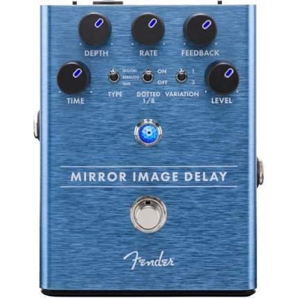 Педаль эффектов для электрогитары Fender MIRROR IMAGE DELAY PEDAL
