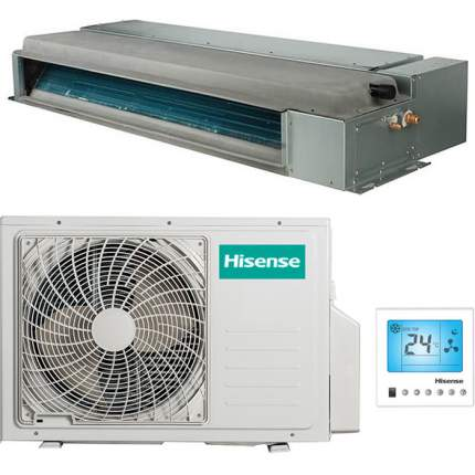 Сплит-система Hisense AUD-12HX4SNL/AUW-12H4SV
