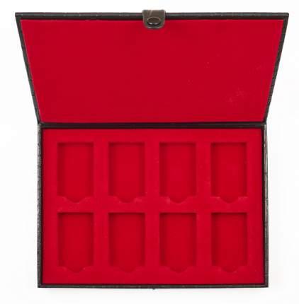 Кейс коллекционера для 8 зажигалок Zippo 2005131 черный