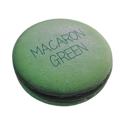 Зеркало Dewal «Макарони» карманное зеленое