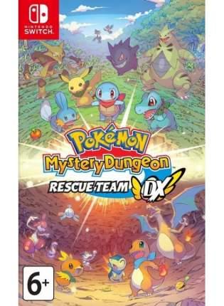 Игра Pokemon Mystery Dungeon: Rescue Team DX для Nintendo Switch