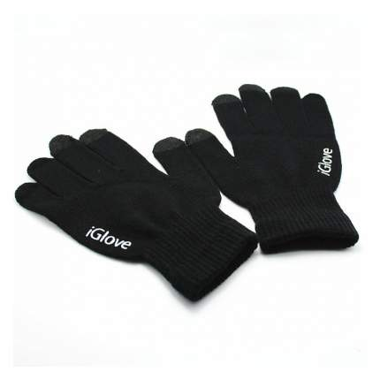 Сенсорные перчатки iGlove W0160B черные OS