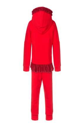 Спортивный костюм детский STILNYASHKA, цв. красный, р-р 104