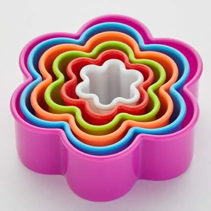 """Набор форм для печенья 6 размеров Delta """"Цветок"""""""