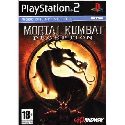 Игра Mortal Kombat: Deception для Playstation 2