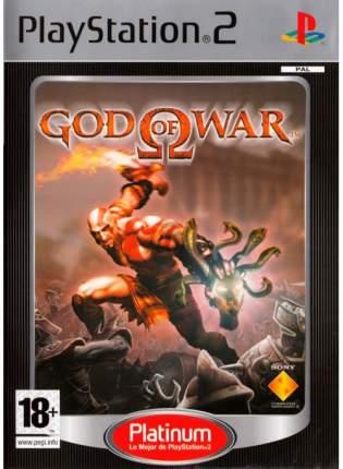 Игра God of War для PlayStation 2