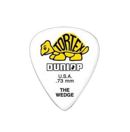 Медиаторы Dunlop 424R.73 Tortex Wedge
