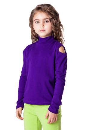 Водолазка детская Archy, цв. фиолетовый, р-р 104