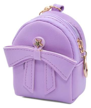 Кошелек детский Бантик CoolToys KDL01-2 фиолетовый