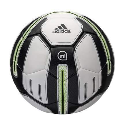 Футбольный мяч Adidas miCoach Smart Ball №5 black/white