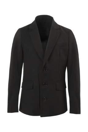 Пиджак детский Pinetti, цв. черный, р-р 122