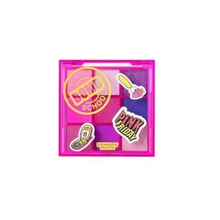 Палетка теней Beauty Bomb School тон 03 Pink Friday