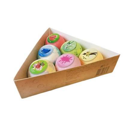 Бурлящие шары для ванны Ресурс Здоровья, «Ассорти», 6 шт.
