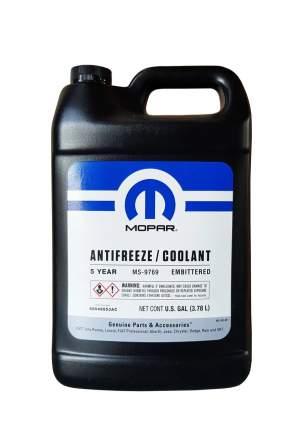 Антифриз MOPAR Antifreeze/Coolant 5-year/Embittered (3,78л)  концентрат, красный
