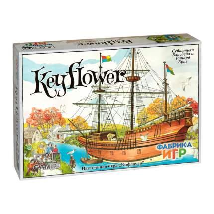 Настольная игра Фабрика Игр Keyflower на русском языке