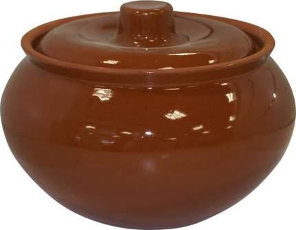 Жаровня малая 2л без ручек x114461) Кунгурская керамика